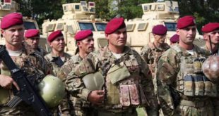 Xhaçka: Forcat Speciale Shqiptare janë krenaria e Forcave të Armatosura dhe heronj të heshtur për të cilët flet historia