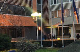 Përfundon pa marrëveshje për koalicionin qeverisës edhe takimi i sotëm në mes të, Albin Kurtit dhe Isa Mustafa