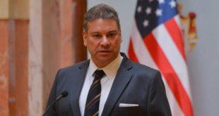 Diplomati, Gabriel Escobar, ka vizituar sot ambasadën e Kosovës në Shtetet e Bashkuara të Amerikës