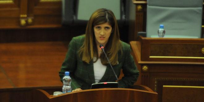 Ganimete Musliu: Është i çuditshëm fakti se si pas cenimit të sovranitetit, nuk është mbledhur Këshilli i Sigurisë