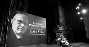 Mehmet Hajrizi: Fjalë në Akademinë komemorative me rastin e ndarjes nga jeta të veprimtarit Gani Sylaj
