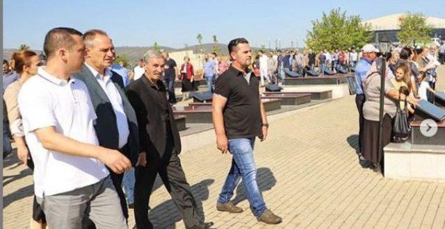 Kujtim Gashi: 15 shtatori përmbledh respektin dhe nderimin tonë deri në përulje, për të gjithë dëshmorët e kombit