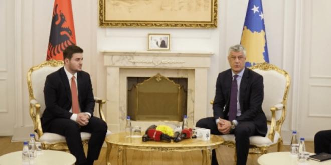 Thaçi: Liria dhe pavarësia e Kosovës lidhet drejpërdrejtë edhe me kontributin e jashtëzakonshëm të Shqipërisë