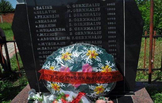 17-vite nga masakra e familjes Gërxhaliu në Studime