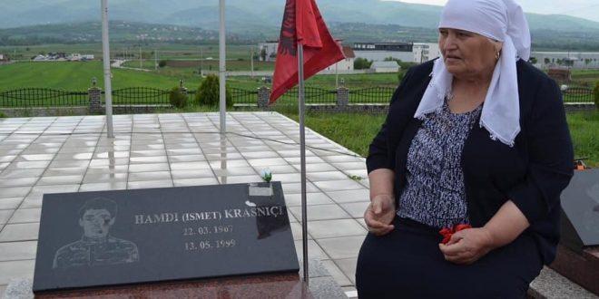 Ndahet nga jeta Salihu- Krasniqi, nëna e dëshmorit Hamdi Krasniqi nga Zhilivoda e Vushtrrisë