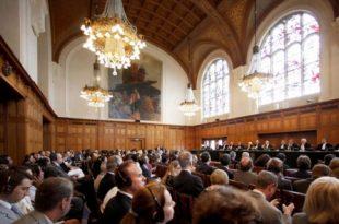 Gjykata Ndërkombëtare e Drejtësisë
