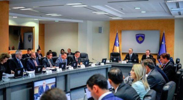 Në mbledhjen e kabinetit qeveritar është miratuar projektligji për Gjykatën Komerciale
