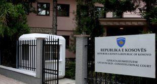 Gjykata Kushtetuese vendos t'i japë të drejtë kryetarit Thaçi rreth dekretit për mandatarin e Qeverisë së re