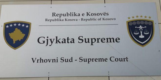 Gjykata Supreme merr vendim për ankesat e partive politike