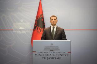 Reagimi i Tiranës zyrtare: Çështja çame, thelbësore. Sjella e tifozëve, shembullore