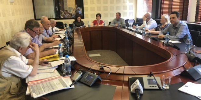 Deputetët e GP të LDK-së iu dhanë mbështetje kërkesave të arsyeshme të Federatave Sindikale të Pensionistëve