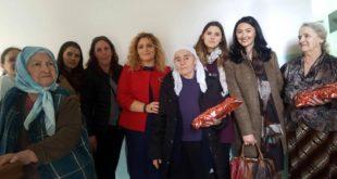 Forumi i Gruas i Degës së Tretë të LDK-së, vizitoi për 8 Mars Shtëpinë e Pleqve, zilin e të harruar
