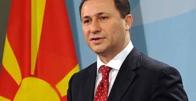 Ish-kryeministri i Maqedonisë, Nikolla Gruevski, është dënuar me dy vjet burg për shpërdorim detyre