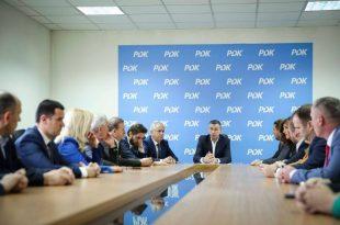 Sërish PDK i mohon raportimet mediatike se kjo parti politike do t'i bashkohet Qeverisë së drejtuar nga Avdullah Hoti