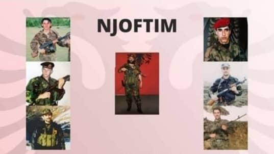"""Nesër dekorohen me Urdhrin """"Hero i Kosovës"""" dëshmorët e Brigadës 60-të të UÇK-së, në Grykën e Carralevës"""