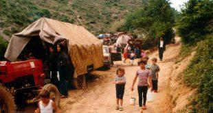 A.Q. Si mbijetoi popullata e zhvendosur në zonat e luftës së UÇK-së 20-vjet më parë, deri në ditën e çlirimit II