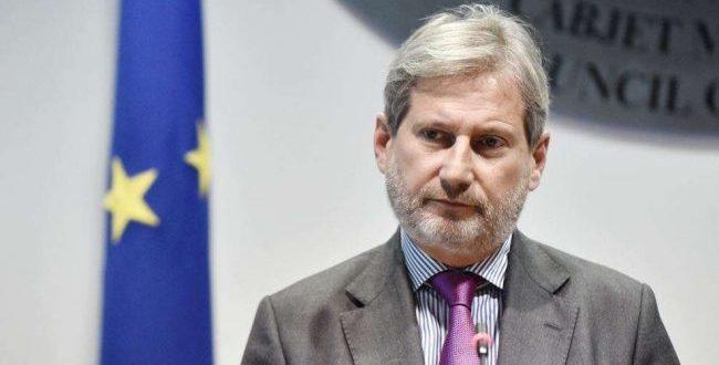 Johannes Hahn: Integrimi i gjashtë shteteve të Ballkanit Perëndimor në Bashkimin Evropian është në interesin gjeopolitik