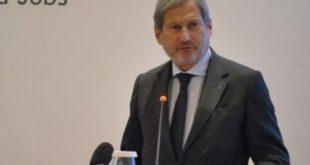 Komisari i BE-së për zgjerim, Hahn legjitimon zgjedhjet e 18 qershorit dhe kërkon nga PD-ja të mos i pengojë ato