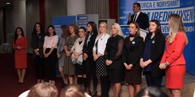 Hajredin Hyseni: Ndër prioritet kryesore, me vëmendje të plotë është fusha e punësimit të grave dhe të të rinjëve