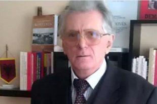 """Akademik, prof. dr Hakif Bajrami: Edi Rama po e luan rrolin e """"Kalit Trojës', në """"minishengen"""""""