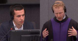 Gazetari, Halil Berisha, dëshmitar në seancën gjyqësore në Gjykatën Speciale kundër Hysni Gucatit e Nasim Haradinajt