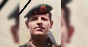 Në moshën 63-vjeçare ka ndërruar jetë veterani u UÇK-së, Hamdi Ahmet Rrusta nga Shtimja
