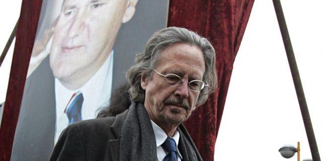Zëdhënësi i presidencës turke, Ibrahim Kalın kërkon që të tërhiqet vendimi për dhënien e Çmimit Nobel për Peter Handke