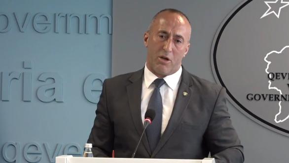 Kreu i Qeverisë, Ramush Haradinaj e ngushëllon familjen Zuqaku nga Vushtrria për vdekjen tragjike të djalit