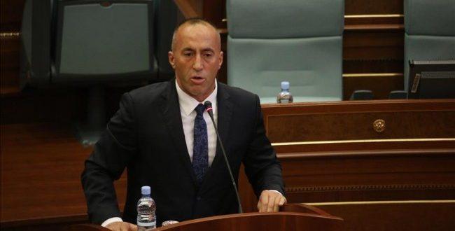 Kryeministri i vendit, Ramush Haradinaj thotë se ndryshimi i kufijve është kthim në tragjedi