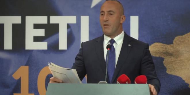 Haradinaj thotë se Aleanca për Ardhmërinë e Kosovës nuk dëshiron rinumërim të votave dhe përmbysje të rezultateve