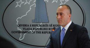 Haradinaj: E respektojmë vlerësimin e BE –së për rritjen e pagave, por ato i kemi rritur dhe po i marrim
