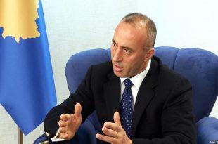 Haradinaj thotë se mund të ketë ndonjë mendim që unë nuk pajtohem, por popullin tim nuk e marr në qafë