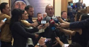 Haradinaj: Përgatitjet për formimin e institucioneve po përballen me vështirësi, por së shpejti priten rezultate