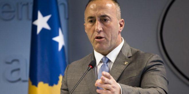 Kurrë nuk e la pa e ndërtu autostradën e Dukagjinit, thotë Ramush Haradinaj, duke marrë shembull Sali Berishën