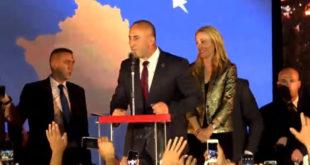 Ramush Haradianj: Duhet t' ia bëjmë armikut ashtu sikur ia ka bërë Kroacia