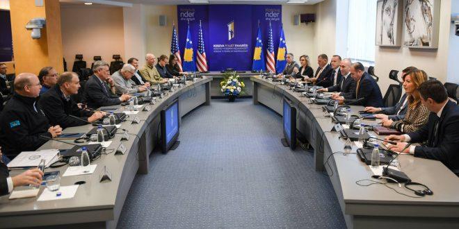 Haradinaj, priti në takim një delegacion të senatorëve dhe kongresistëve amerikanë ne krye me senatori, Inhofe