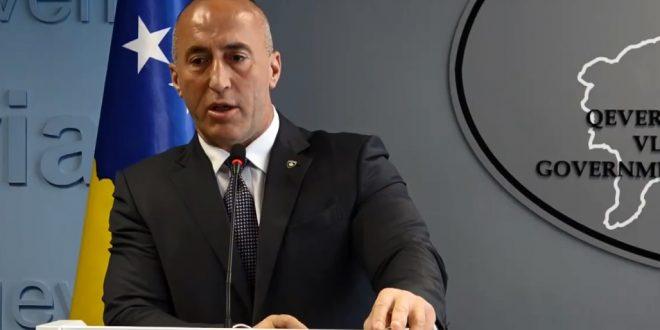 Haradinaj: Dorëheqja ime dëshmoi se demokracia është stabile dhe se në kohë krizash, vendimmarrja i kthehet sovranit