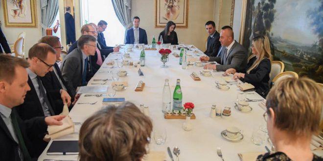 Haradinaj: Me marrjen e kryesimit të Këshillit të BE-së nga Finlanda ajo do të zë i Kosovës në strukturat e BE-së