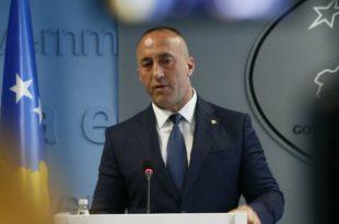 Haradinaj: Përderisa kemi vetëm sygjerime për takime dialoguese të pafrytshme taksa vazhdon të mbetet në fuqi