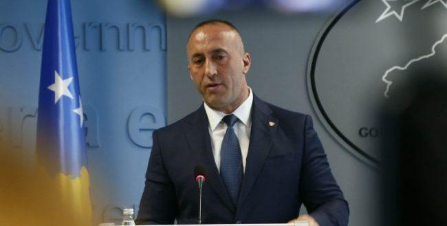 Kryeministri Haradinaj format e presionit ndërkombëtar për pezullimin e taksës ndaj Serbisë, i cilëson si mesjetare