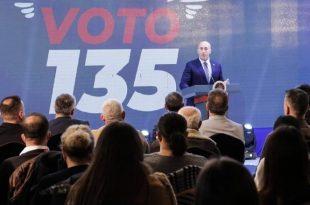 Ramush Haradinaj: Si garancë të sigurisë për investime të huaja do ta do ta anëtarësojmë Kosovën në NATO
