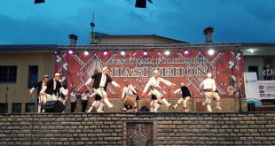 """As shiu nuk e ndali përformancën e """"Shqiponjës"""", në natën e dytë të festivalit """"Hasi jehon"""""""