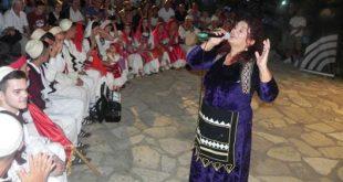 Flet këngëtarja e Ansamblit Popullor, Hatixhe Lushi