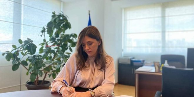 Albulena Haxhiu: Kemi proceduar në Qeveri, koncept dokumentin për konfiskimin e pasurisë së pajustifikueshme