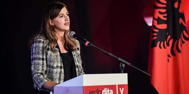 Albulena Haxhiu thotë se tarifa 100 për qind, do të zëvendësohet me reciprocitet të plotë me shtetin serb