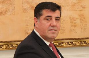 Lutfi Haziri e shpall kandidaturën për kryetar të LDK-së në zgjedhjet e kësaj partie që do të mbahen në maj
