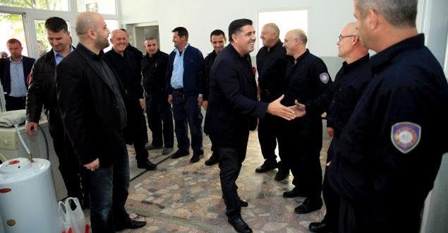 Kandidati i LDK-së për kryetar të Gjilanit, Lutfi Haziri: Vitin e ardhshëm do ta ndërtojmë objektin e dytë për zjarrfikësit