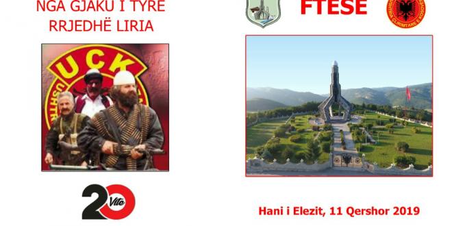 Me aktivitete përkujtimore e kulturore me 11 qershor 2019 në Han të Elezit shënohet 20 vjetori i çlirimit