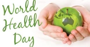 Sot është dita botërore e shëndetit dhe shënohet anekënd botës