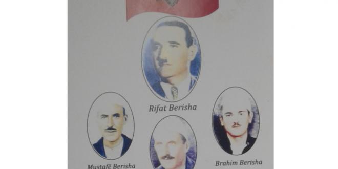 Me rastin e 70 vjetorit të rënies së Rifat Berishës dhe familjarëve të tij, të premten mbahet tubim përkujtimor në Berishë